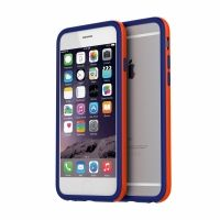 Бампер Araree Bumper case Blue-Orange for iPhone 6 оригинал, Цена: 536 грн, Фото