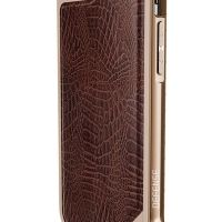 X-Doria Defense Lux iPhone 6s/6 Plus Fitted Hard Shell Case - Brown, Цена: 1004 грн, Фото