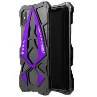 Чехол Roadster aluminum metal для iPhone X/Xs Purple, Цена: 653 грн, Фото
