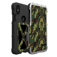 Чехол R-just Flip Armor King для iPhone XS Max Military, Цена: 1004 грн, Фото