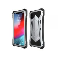 Чехол R-Just Silver Armor Ghost Waterproof for Apple iPhone XS Max, Цена: 1004 грн, Фото