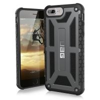 Чехол UAG для iPhone 7 Plus / iPhone 8 Plus Monarch Grey, Цена: 529 грн, Фото