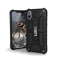 Чехол UAG для iPhone X/XS/ 10 Monarch Carbon Black, Цена: 577 грн, Фото