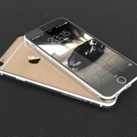 Тонкий бампер Designed by Luphie для iPhone 6. 6 plus Blade Silver, Цена: 360 грн, Фото