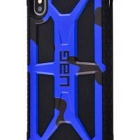 Чехол UAG Urban Armor Khaki Style iPhone Xs Max Blue, Цена: 603 грн, Фото