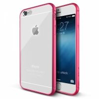 Чехол Verus iPhone 6 4.7 Case Crystal Mixx Series Hot Pink, Цена: 446 грн, Фото