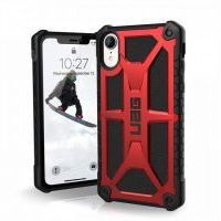 Чехол UAG Monarch Case для iPhone Xr Crimson, Цена: 603 грн, Фото