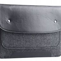 Чехол из войлока Gmakin Felt & Leather for MacBook air 11/6.13.3 pro 13/15 retina, Цена: 628 грн, Фото
