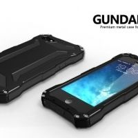 Чехол R-JUST Gundam 2 Waterproof Black For iPhone 5.5s.5SE, Цена: 502 грн, Фото