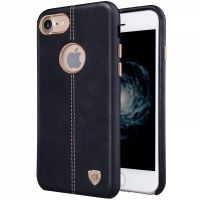 Чехол Nillkin Englon Leather Cover for Apple iPhone 7. 7 plus/ 8.8 plus  Black, Цена: 502 грн, Фото