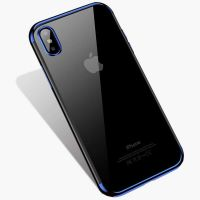 Чехол Silicone Case CAFELE iPhone XS Max Blue, Цена: 502 грн, Фото