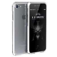 Бампер Luphie Ultra Luxury Silver for iPhone 7. 7 plus/ 8.8 plus, Цена: 377 грн, Фото