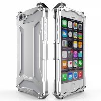 Бампер R-JUST Gundam Series Aluminum For iPhone 5.5s.6.6s Silver, Цена: 481 грн, Фото
