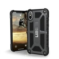 Чехол UAG для iPhone X/XS/10 Monarch Carbon Grey, Цена: 577 грн, Фото