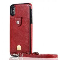 Чехол QinCoon для iPhone XR Red, Цена: 603 грн, Фото