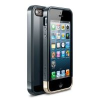 Чехол SGP Case Linear Metal Crystal Series Metal Slate for iPhone 5.5s, Цена: 295 грн, Фото