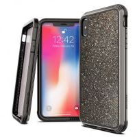 Чехол для iPhone XS Max Dark Glitter Case Defense Lux, Цена: 979 грн, Фото