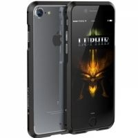 Бампер Luphie Ultra Luxury Black for iPhone 7.7 plus/ 8.8 plus