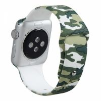Ремешок Silicone Military Band for Apple Watch 38/40/42/44mm, Цена: 549 грн, Фото