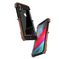 Бампер R-JUST Wood Frame Bumper Metal For iPhone XR, Цена: 753 грн, Фото