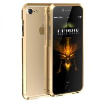 Бампер Luphie Ultra Luxury Gold for iPhone 7. 7 plus/ 8.8 plus, Цена: 377 грн, Фото