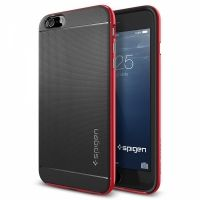 Чехол Spigen Neo Hybrid Dante Red для iPhone 6 . iPhone 6 Plus, Цена: 669 грн, Фото