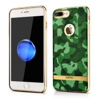 Чехол XOOMZ iPhone 7 / 8 Dark Green, Цена: 251 грн, Фото