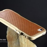 Чехол- бампер Incisive sword Aluminum for iphone SE/5S/5 Brown, Цена: 552 грн, Фото