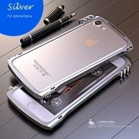 Бампер Alien X1 rotary screw for iPhone 7.7 plus/ 8.8 plus Silver, Цена: 753 грн, Фото