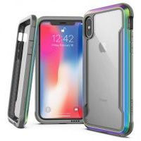 Чехол iPhone XS Max Rainbow Case Defense Shield, Цена: 703 грн, Фото