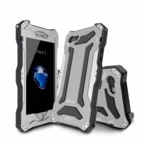 Чехол R-Just Gundam Waterproof for iPhone 7/ iPhone 8 Silver, Цена: 879 грн, Фото