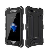 Чехол R-Just Gundam Waterproof for iPhone 7 Plus/ iPhone 8 Plus Black, Цена: 879 грн, Фото
