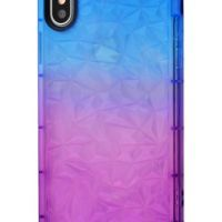 Чехол Gradient gelin case для iPhone X/Xs Blue Purple, Цена: 326 грн, Фото