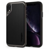 Чехол Spigen Neo Hybrid for iPhone XR - Gunmetal (064CS24878), Цена: 879 грн, Фото