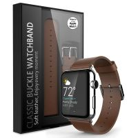 Classic Watch Band for Apple Watch 38/40/42/44mm Brown, Цена: 409 грн, Фото