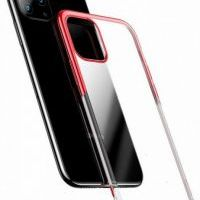Чехол-накладка Baseus Glitter для iPhone 11 Pro Red, Цена: 409 грн, Фото