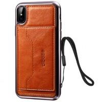 Чехол dibase для iPhone X/Xs Brown, Цена: 452 грн, Фото