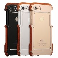 Бампер R-JUST Wood For iPhone 7.7 Plus/ 8.8 plus (три цвета)