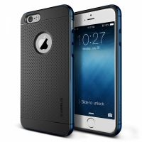 Чехол Verus iPhone 6 4.7 Case Iron Shield Series Monaco Blue, Цена: 548 грн, Фото