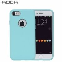Чехол для iPhone 7/8 Rock Silicone Case - Blue, Цена: 251 грн, Фото