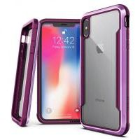 Чехол iPhone XS Max Purple Case Defense Shield, Цена: 703 грн, Фото