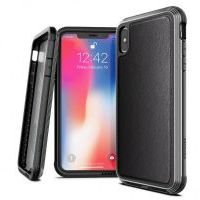 Чехол для iPhone XS Max Black Case Defense Lux, Цена: 979 грн, Фото