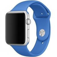 Ремешок Silicone Royal Blue Band for Apple Watch 38/40/42/44mm, Цена: 549 грн, Фото