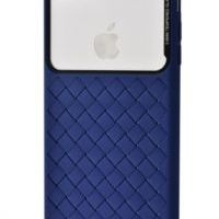 Чехол Weaving Case для iPhone 7/8 Plus Blue, Цена: 288 грн, Фото