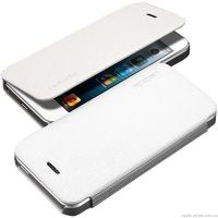 Чехол SGP Case Ultra Flip Series White for iPhone 5, Цена: 395 грн, Фото