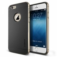 Чехол Verus iPhone 6 4.7 Case Iron Shield Series Champagne Gold, Цена: 548 грн, Фото