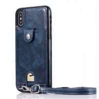 Чехол QinCoon для iPhone XR Blue, Цена: 603 грн, Фото