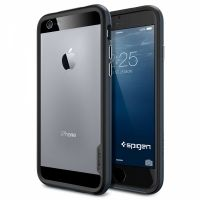 Бампер Spigen Neo Hybrid EX Metal Slate для iPhone 6 (4.7). iPhone 6 plus (5.5), Цена: 620 грн, Фото