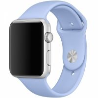 Ремешок Silicone Lilac Band for Apple Watch 38/40/42/44mm, Цена: 549 грн, Фото
