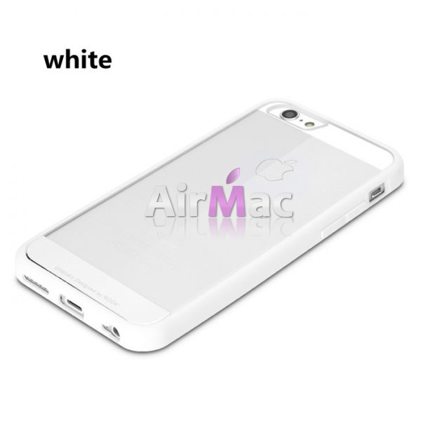 фото Чехол Rock Enchanting Ultra Hybrid Soft Bumper iPhone 6. iPhone 6 plus  White